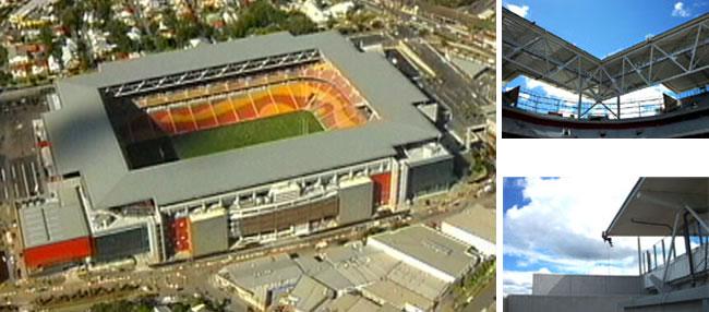 Lang Park Suncorp Stadium Qclad