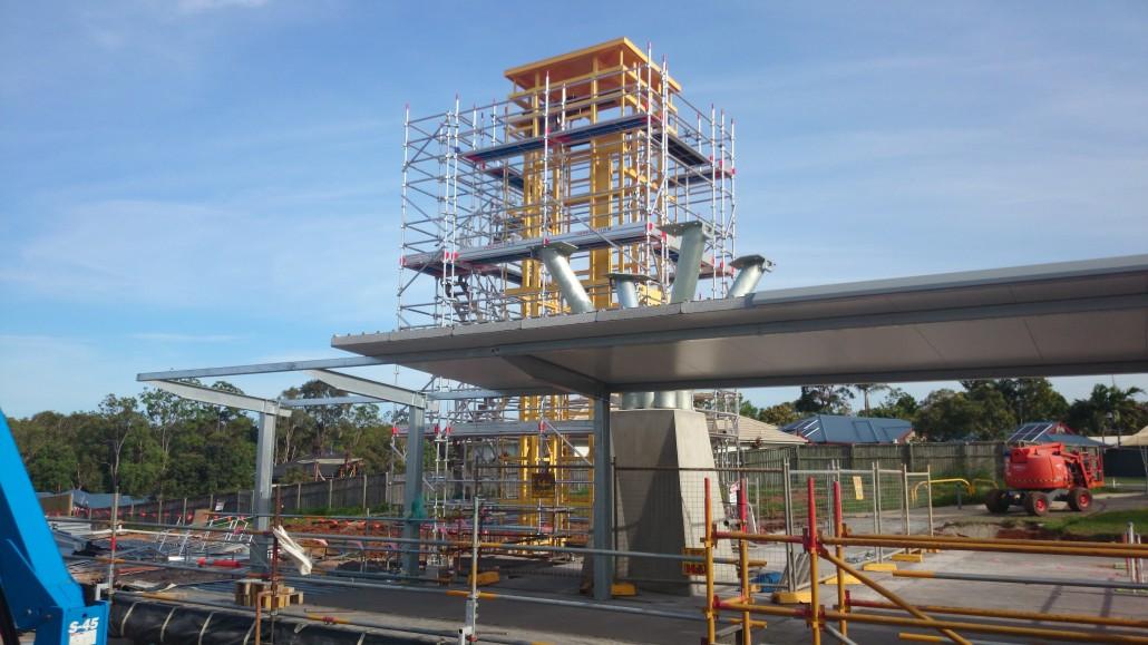 Qclad Moreton Bay Rail Link Project